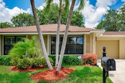 Boynton Beach Single Family Home For Sale: 9795 Tabebuia Tree Drive #A