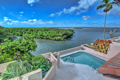 Martin County Townhouse For Sale: 6469 SE South Marina Way