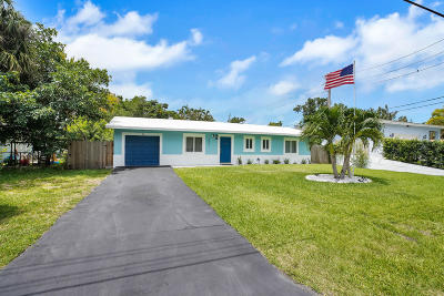 Broward County Single Family Home For Sale: 2857 SW 17th Street