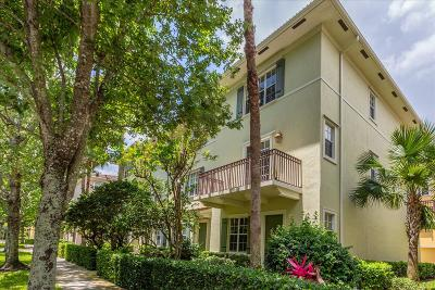 Jupiter Townhouse For Sale: 128 Morning Dew Circle