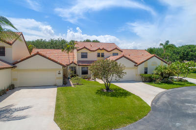 Boca Raton Single Family Home For Sale: 395 Driftwood Terrace