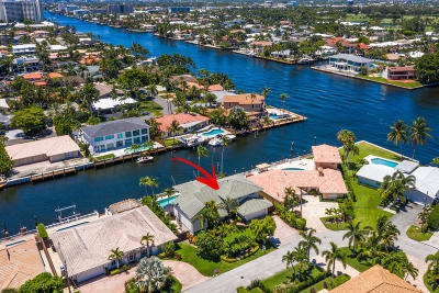 Fort Lauderdale Single Family Home For Sale: 39 Castle Harbor Isle(S)