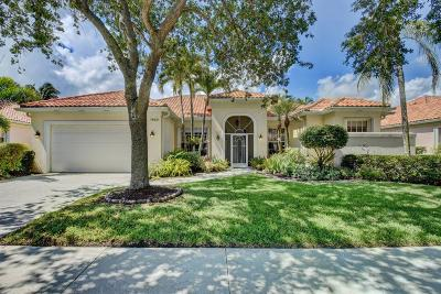 West Palm Beach Single Family Home Contingent: 7820 Spring Creek Drive
