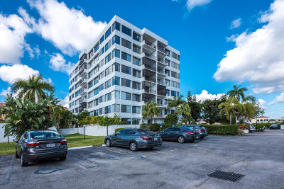 West Palm Beach Rental For Rent: 1500 Presidential Way #206