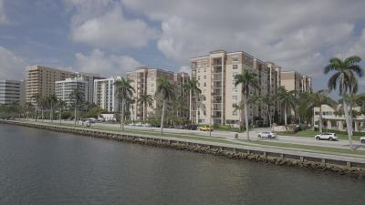 West Palm Beach Condo For Sale: 1803 Flagler Drive #207