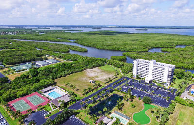 Fort Pierce Condo For Sale: 5059 Highway A1a #701