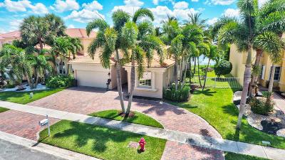 Lake Worth Single Family Home For Sale: 7283 Via Leonardo