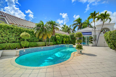Boca Raton Single Family Home For Sale: 3506 NW Clubside Circle