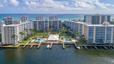Seagate Of Highland Condo, Seagate, Seagate Of Highland Beach Condo For Sale: 3224 S Ocean Boulevard #216-B