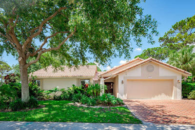 Boca Raton Single Family Home For Sale: 2711 NW 26th Circle