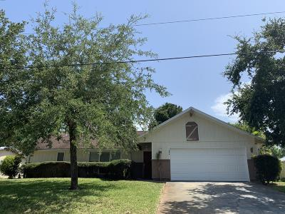 Port Saint Lucie Single Family Home For Sale: 884 SE Sweetbay Avenue