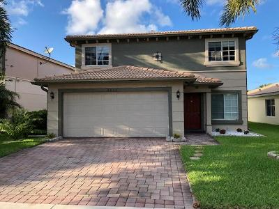 Martin County Single Family Home For Sale: 4430 SE Graham Drive