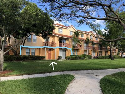 Delray Beach Single Family Home For Sale: 2050 Alta Meadows Lane #2110