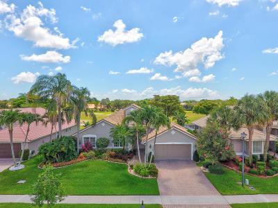Boynton Beach Single Family Home For Sale: 7128 Falls Road E