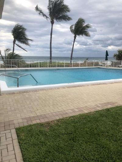 Coral Springs, Parkland, Coconut Creek, Deerfield Beach,  Boca Raton , Margate, Tamarac, Pompano Beach Rental For Rent: 3000 S Ocean Boulevard #1203