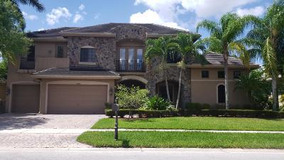 Wellington Single Family Home For Sale: 10683 Versailles Boulevard