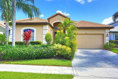 Delray Beach Single Family Home For Sale: 7778 Monarch Court