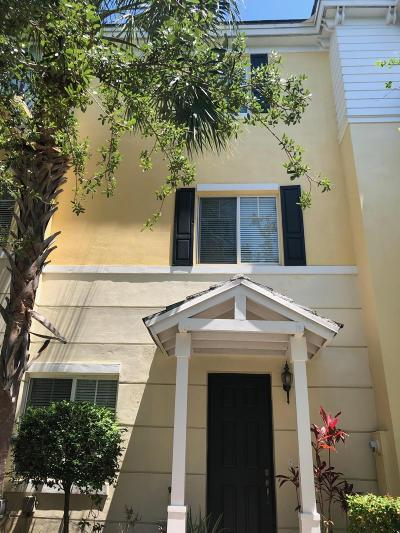 Boca Raton Townhouse For Sale: 3603 NW 5th Terrace