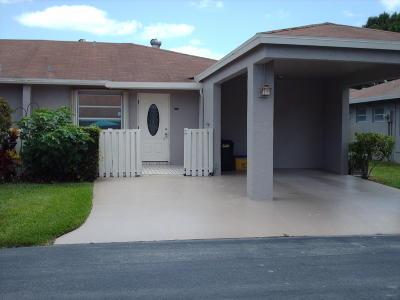 Delray Beach Condo For Sale: 6787 Moonlit Drive