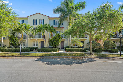 Jupiter Townhouse Contingent: 140 Greenwich Circle