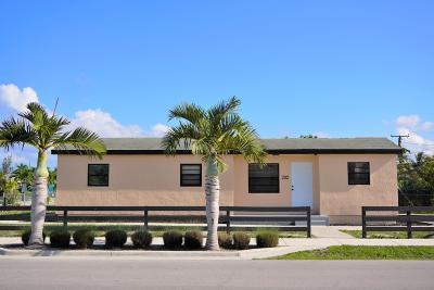 Delray Beach Single Family Home For Sale: 202 SW 11th Avenue Avenue