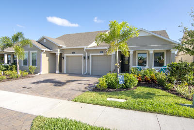 Vero Beach Single Family Home For Sale: 5956 Spicewood Lane