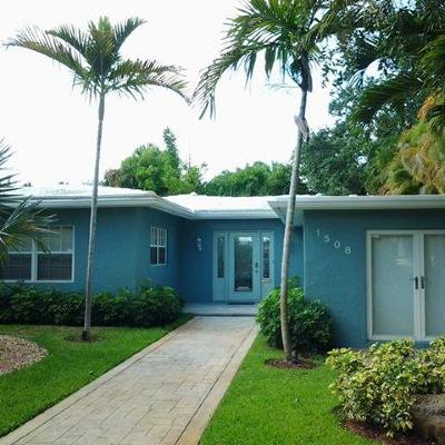 Fort Lauderdale Single Family Home For Sale: 1508 NE 5 Court