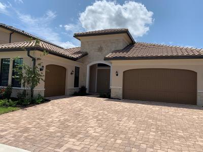 Broward County Single Family Home For Sale: 12185 Lake House Lane