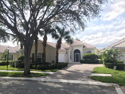 Palm Beach Gardens Single Family Home For Sale: 547 Grand Banks Road