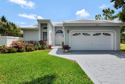 Palm Beach Gardens Single Family Home For Sale: 12751 Oak Knoll Drive