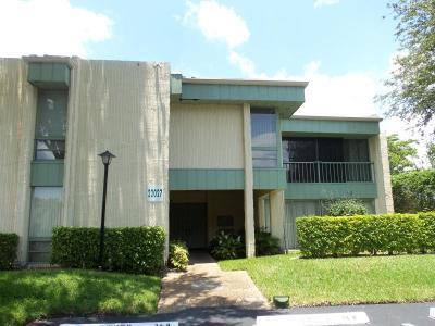 Coral Springs, Parkland, Coconut Creek, Deerfield Beach,  Boca Raton , Margate, Tamarac, Pompano Beach Rental For Rent: 22027 Cocoa Palm Way #147