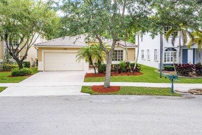Coconut Creek Single Family Home For Sale: 5374 Osprey Street