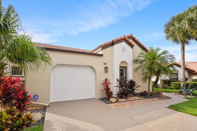 Boynton Beach Single Family Home For Sale: 8208 Waterline Drive