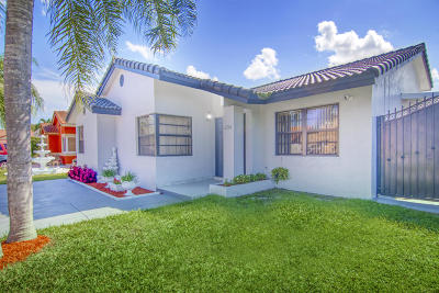 Miami-Dade County Single Family Home For Sale: 6204 SW 132 Court