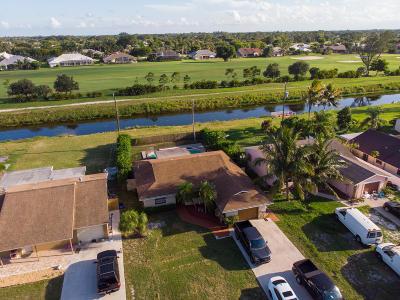 Lake Worth Single Family Home For Sale: 3739 Brooklyn Lane