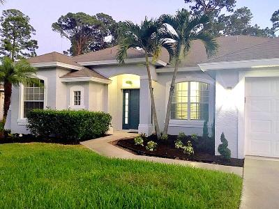 Port Saint Lucie Single Family Home For Sale: 2044 SW Jaguar Avenue
