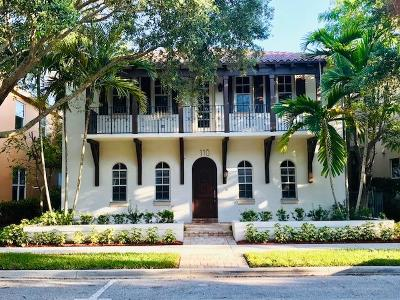 Jupiter FL Single Family Home For Sale: $1,195,000