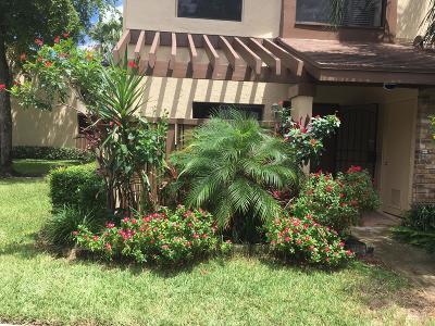 Coral Springs, Parkland, Coconut Creek, Deerfield Beach,  Boca Raton , Margate, Tamarac, Pompano Beach Rental For Rent: 3966 Cocoplum Circle #Unit A