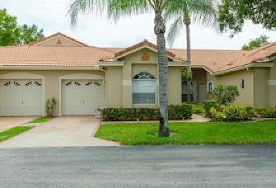 Boynton Beach Single Family Home For Sale: 2640 Crabapple Circle