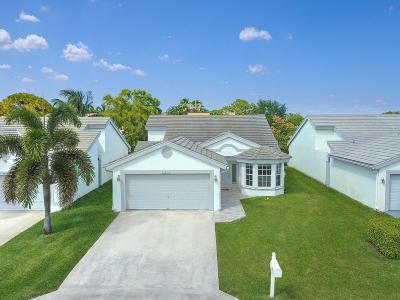 Lake Worth Single Family Home For Sale: 2905 Sierra Pine Drive