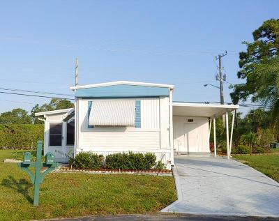 Mobile Home For Sale: 1005 Andros Bay