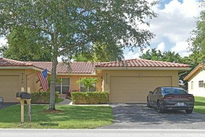 Broward County Single Family Home For Sale: 8150 NW 40th Street