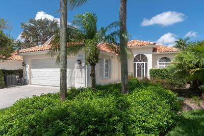 West Palm Beach Single Family Home For Sale: 2834 Irma Lake Drive