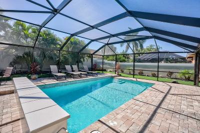 Jupiter FL Single Family Home For Sale: $849,500