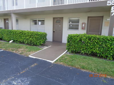 Broward County Condo For Sale: 551 NW 80th Avenue #104