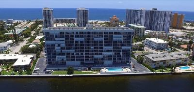 Broward County Condo For Sale: 521 Riverside Drive #705