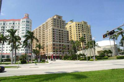 West Palm Beach Rental For Rent: 255 Evernia Street #802