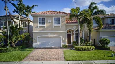 Boynton Beach Single Family Home For Sale: 4384 Pomelo Boulevard