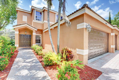Coconut Creek Single Family Home For Sale: 4844 NW 57th Manor
