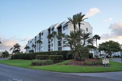 Fort Pierce Condo For Sale: 2400 S Ocean Drive #7156